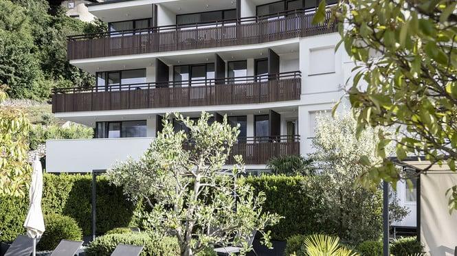 4 boutique hotel belvedere in naturns bei meran for Meran boutique hotel