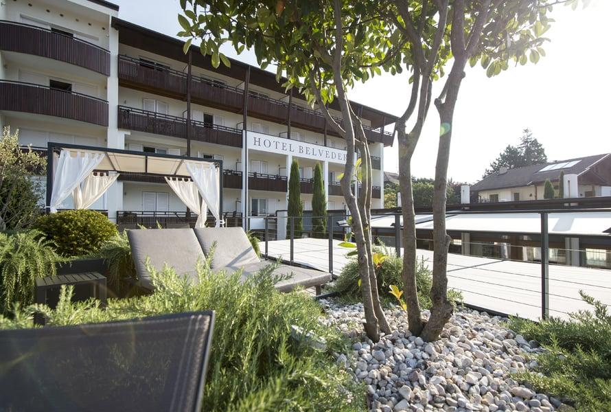 Ambiente boutique hotel belvedere in naturns bei meran for Meran boutique hotel